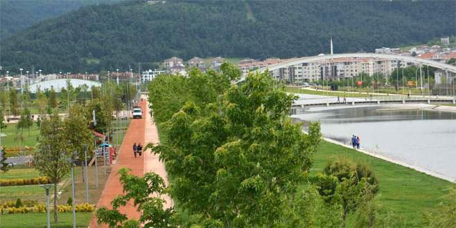Yeşil Bursa, 2020'de Avrupa başkenti olmaya aday