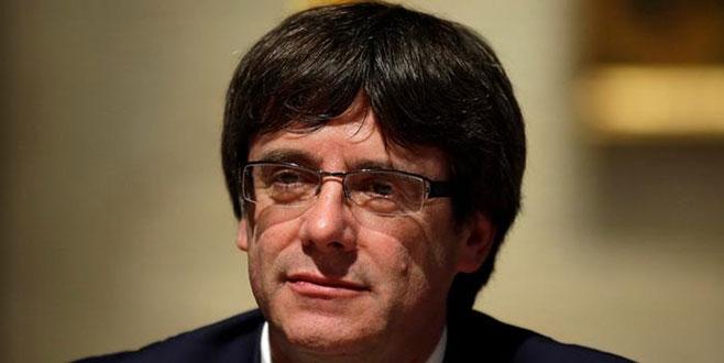 Katalan Lider Puigdemont şartlı tahliye edildi