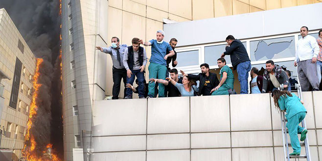 Sağlık Bakanı Demircan: Bütün hastalar hastaneden çıkarıldı