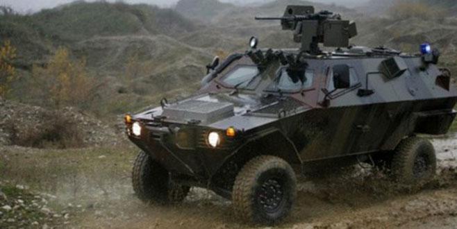 Ağrı'da askeri araç devrildi: Yaralılar var