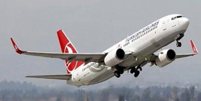 Bursa Yenişehir Havalimanı'na zorunlu iniş