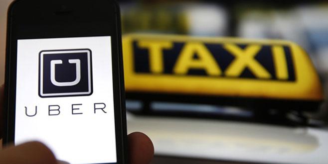 Uber Atina'da kontak kapatıyor