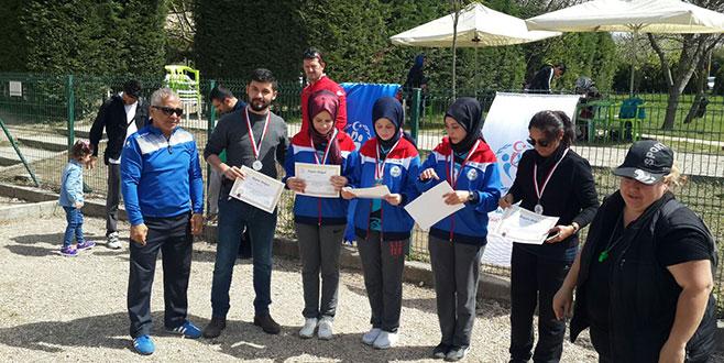 Gençler Bursa'da buluştu