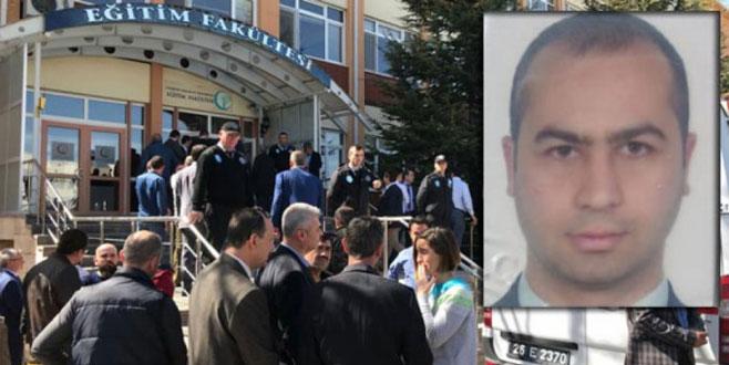 Üniversite katliamının altından FETÖ suçlaması çıktı