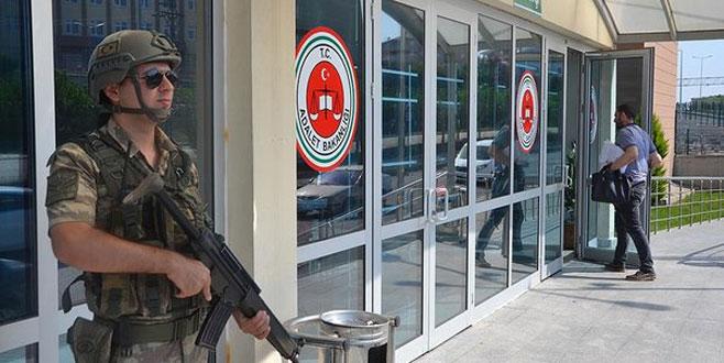 '4 FETÖ'cü duruşma salonundan kaçtı' iddiası doğrulanmadı