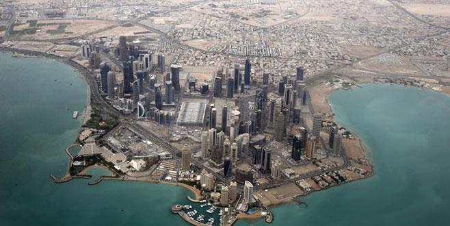 Suudilerden Katar hamlesi