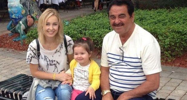 Bursa'ya kızını görmeye geldi!