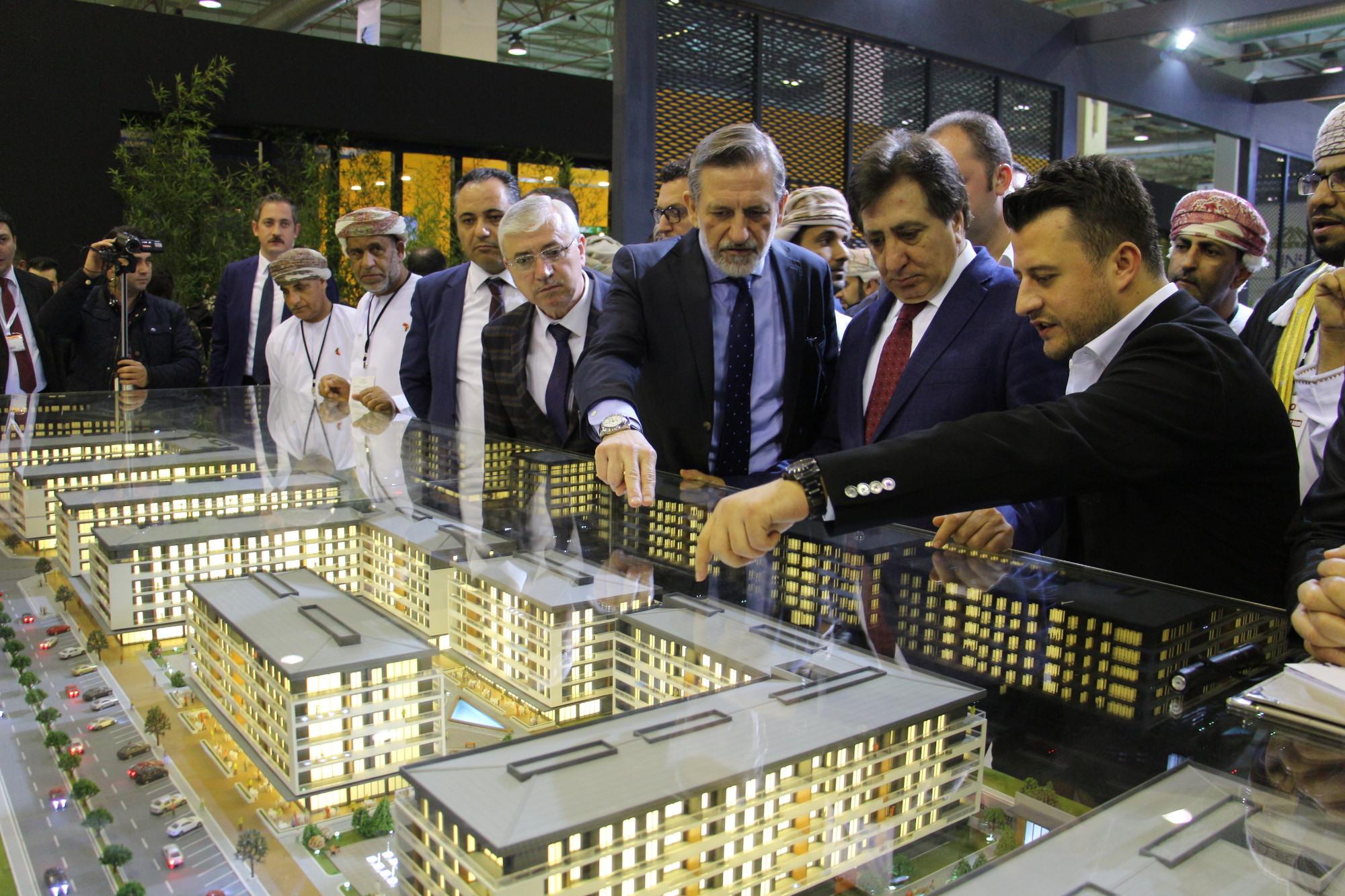 Gayrimenkul ve inşaatın kalbi Bursa'da atacak
