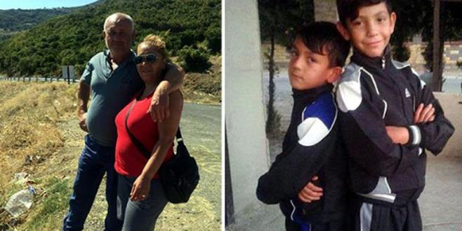 Eşini ve 2 üvey oğlunu boğdu, kaçırdığı üvey kızına da tecavüz etti!