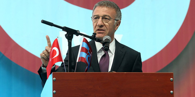 Trabzonspor'un yeni başkanı belli oldu