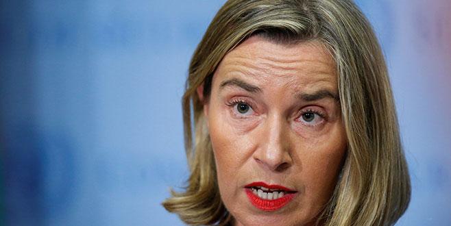 Avrupa Birliği'nden İsrail'e katliam tepkisi