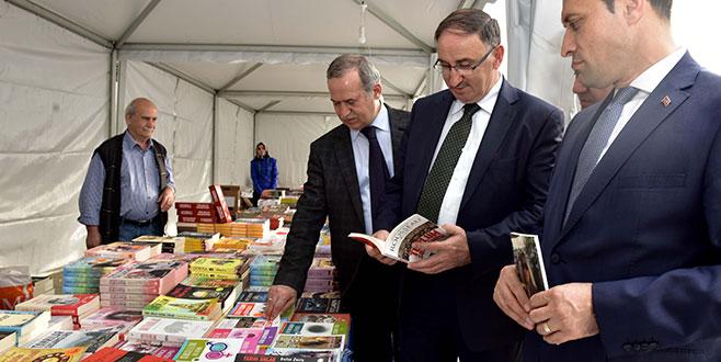 Kitap Günleri'ne yoğun ilgi