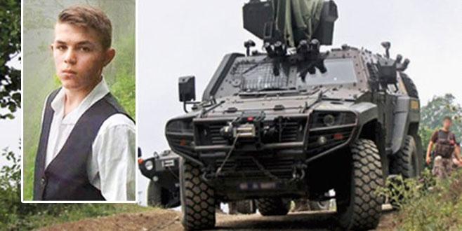 2 askeri yaralayan teröristler, Eren'in katilleri çıktı