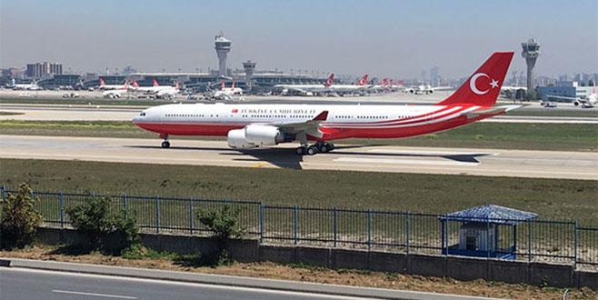 Erdoğan'ı da taşıyan TC-Can uçağı satıldı