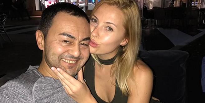 Bomba iddia! Serdar Ortaç'ın eşi, Arap şeyhinin oğluyla beraber