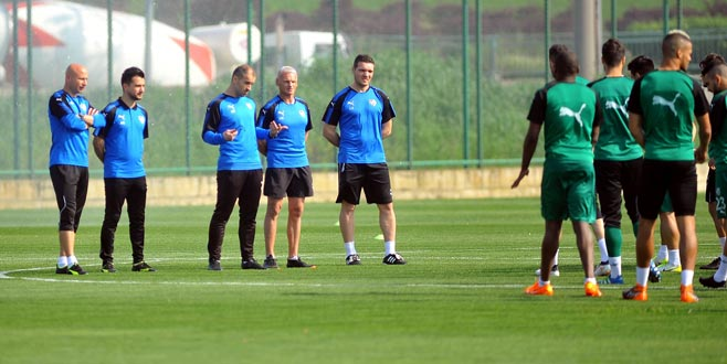 Mustafa Er: 'Tek düşüncesi kazanmak olan bir takım olacak sahada'