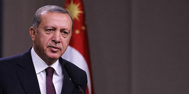 Cumhurbaşkanı Erdoğan'dan Cezayir'e başsağlığı mesajı