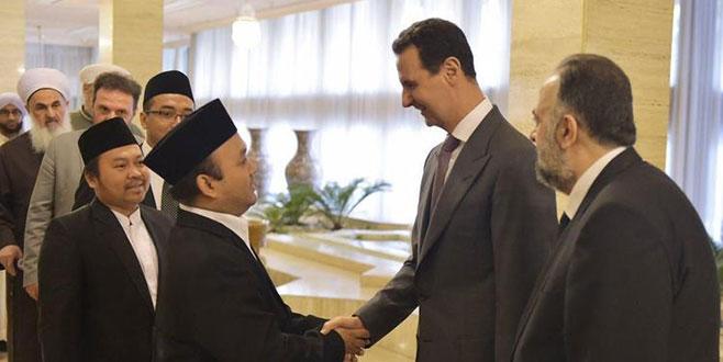 Esad'ın nerede olduğu ortaya çıktı