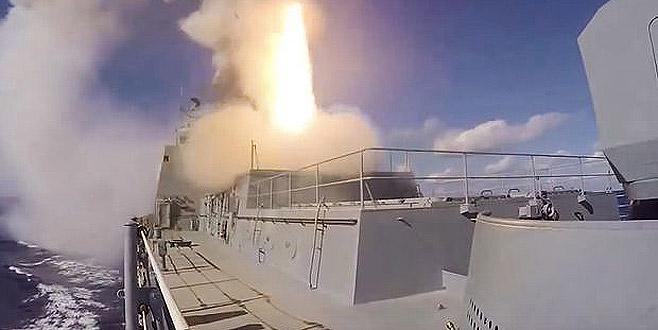 Rus donanmasından Suriye kıyılarında tatbikat kararı