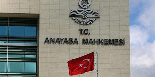 Anayasa Mahkemesi'nden tutuklular için kritik karar