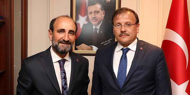 Edebali'den Ankara çıkarması