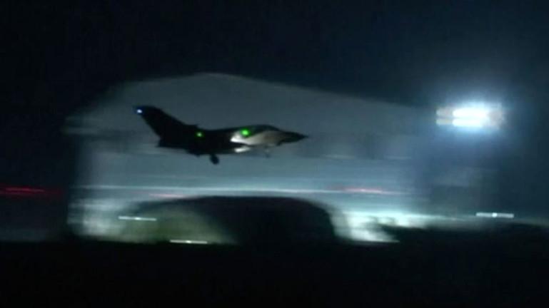 ABD operasyonun detayları: 3 hedef vuruldu, 105 füze atıldı