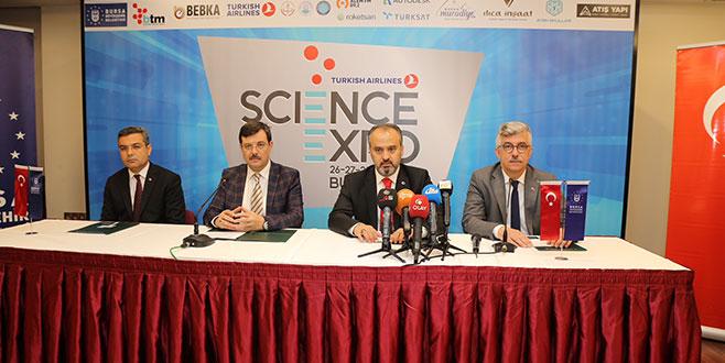 Science Expo ilham verecek