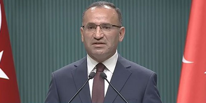 Bozdağ: 'Erdoğan, Bahçeli görüşmesini bekleyin'