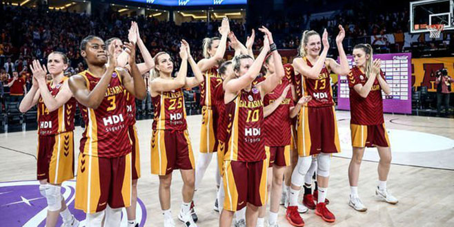 Galatasaray Kadın Basketbol Takımı, EuroCup şampiyonu oldu