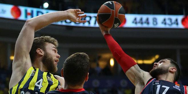 Fenerbahçe Doğuş 2'de 2 yaptı