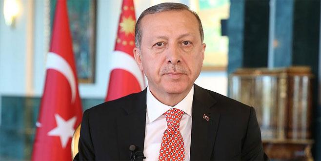 Erdoğan'dan '23 Nisan' mesajı