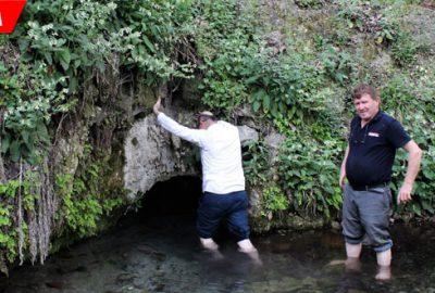 Bu tünelden geçenler dertlerine deva buluyor!