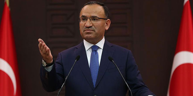 Hükümet sözcüsü Bozdağ: CHP'nin son yaptığı…