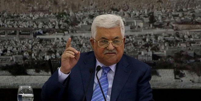 Abbas'tan 'Kudüs' mesajı