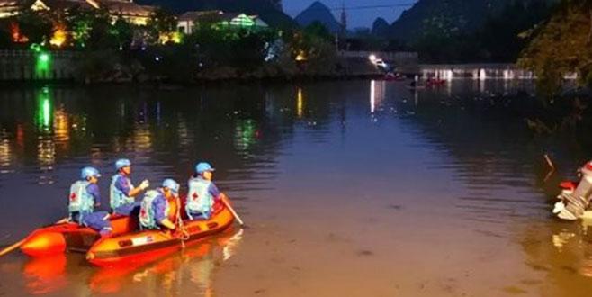 Bot kazasında 17 kişi hayatını kaybetti