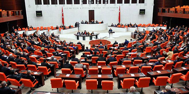 Seçime yönelik anayasa değişiklik teklifi TBMM'de kabul edildi