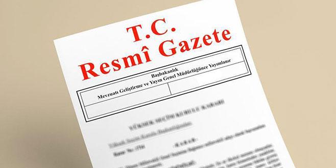 YSK'nin seçime katılacak siyasi partilere ilişkin kararı Resmi Gazete'de