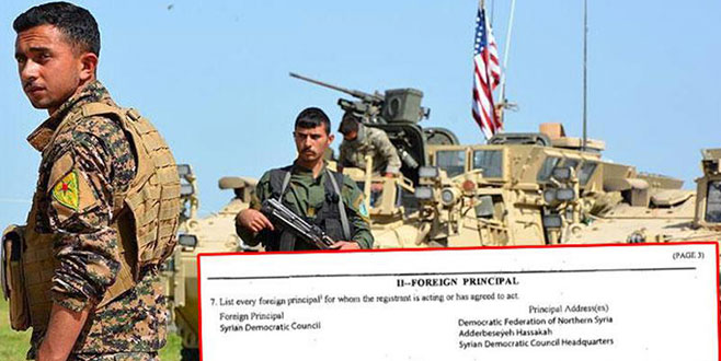 Washington'da PKK ofisi