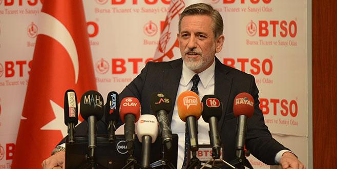 BTSO'da yeni dönemin ilk meclis toplantısı gerçekleştirildi