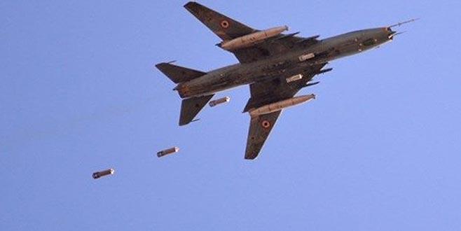 Suriye'den DEAŞ ve El Nusra'ya operasyon