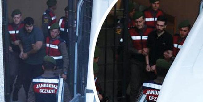 2 Yunan asker için karar verildi… İlk kez görüntülendiler