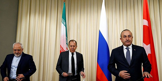 Moskova'da sürpriz Suriye toplantısı