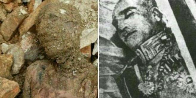 İran'da Rıza Şah'ın mumyası bulundu