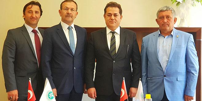 Aktaş Pancar Kooperatifi yönetimine tekrar seçildi