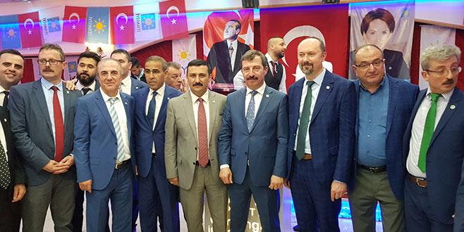 İYİ Parti'den coşkulu start