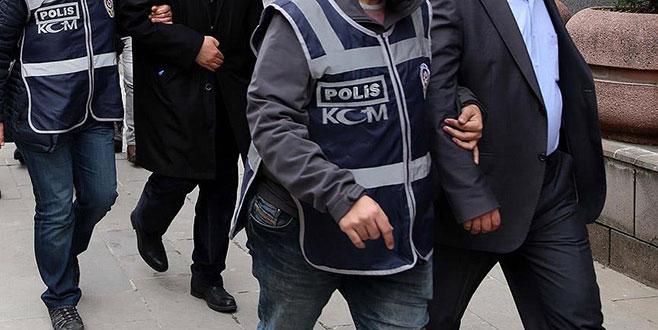 FETÖ'nün TSK yapılanmasına yönelik operasyonda 4 gözaltı