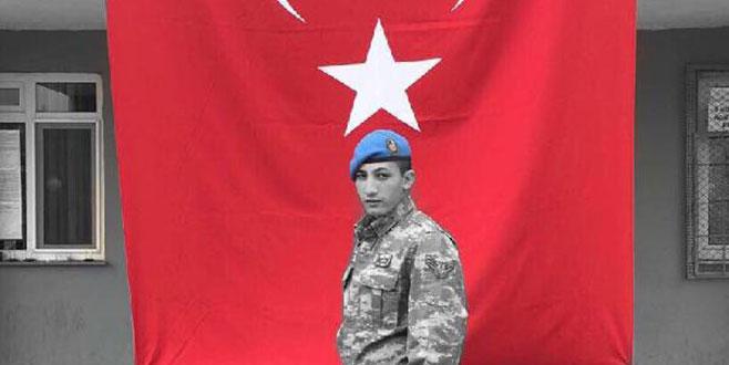 Afrin'den geldi kazada öldü