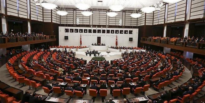 Bakanlar Kuruluna KHK yetkisi veren tasarı Meclis'te kabul edildi