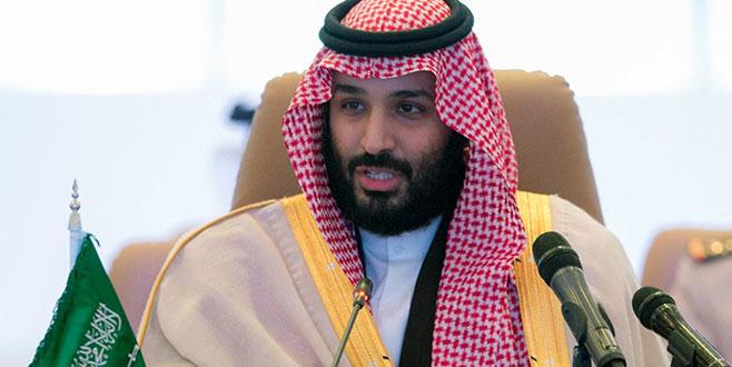 Suudi Prens: Filistinliler çenelerini kapatsın