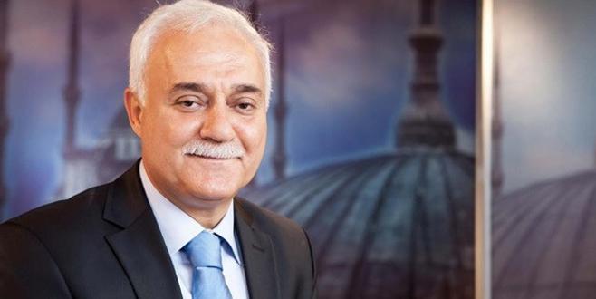 Ünlü şarkıcının imam nikahını Nihat Hatipoğlu kıydı!